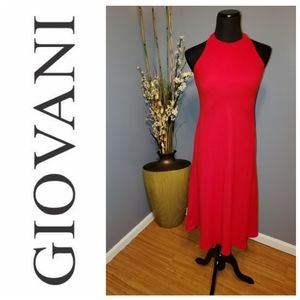 🆕️ NWT Giovani Red Evening Dress
